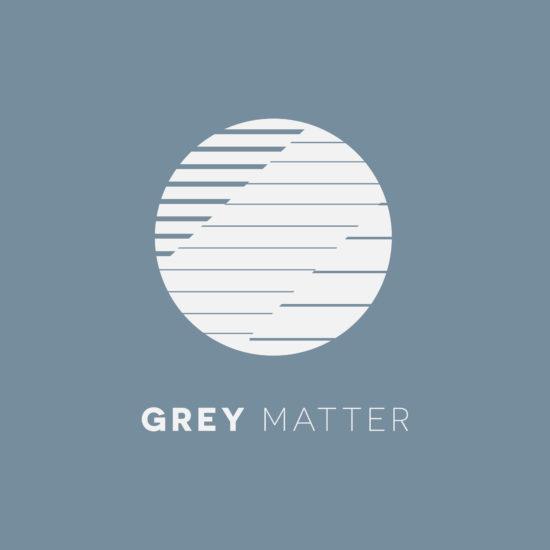 grey matter identité visuelle